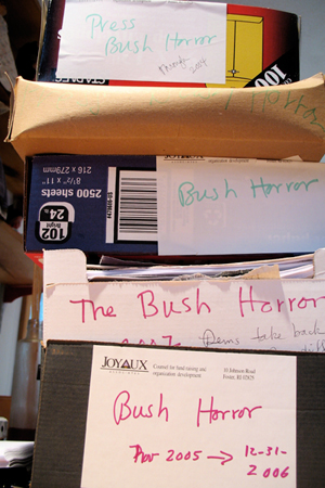 Bush_horror