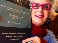 Simone_award
